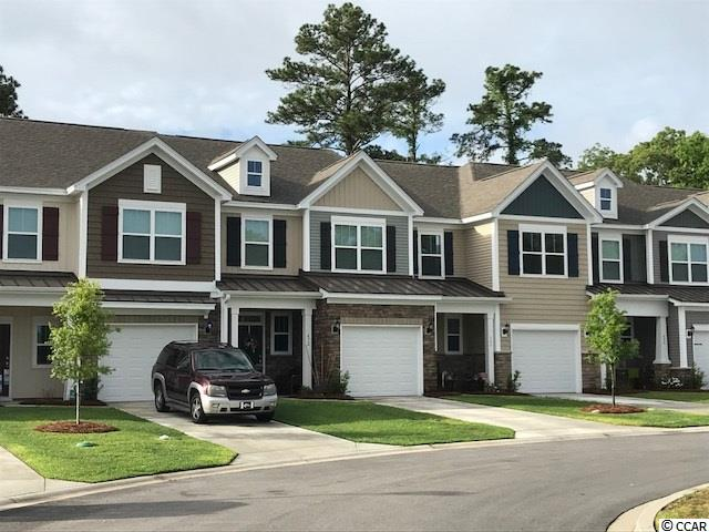 Townhouse MLS:1805748 Cypress Village Townhomes  488 Papyrus Circle Little River SC