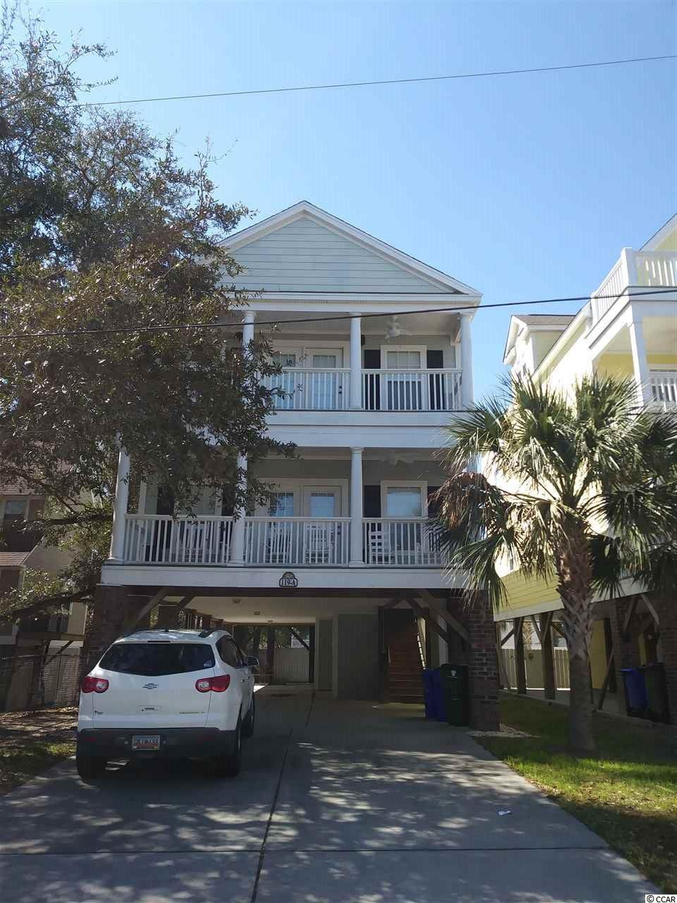 Single Family Home for Sale at 119-A 15th Avenue South 119-A 15th Avenue South Surfside Beach, South Carolina 29575 United States