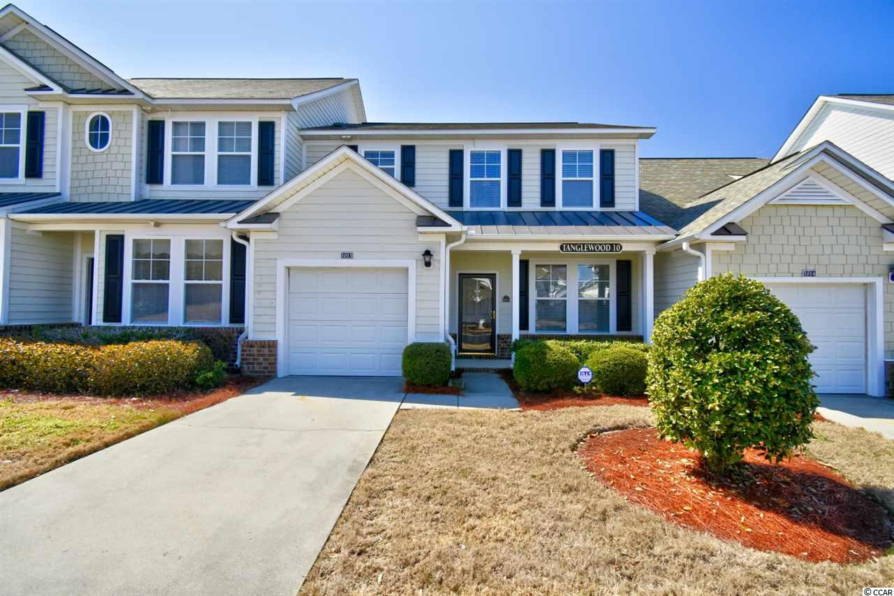 Townhouse MLS:1805761 TANGLEWOOD AT BAREFOOT RESORT  6095 Catalina Drive North Myrtle Beach SC