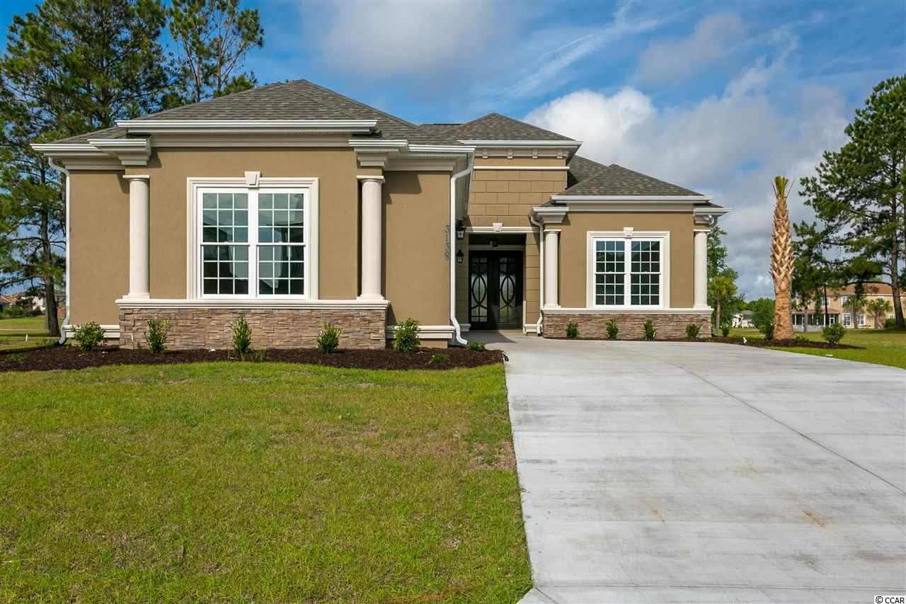 Single Family Home for Sale at 3138 Marsh Island Drive 3138 Marsh Island Drive Myrtle Beach, South Carolina 29579 United States