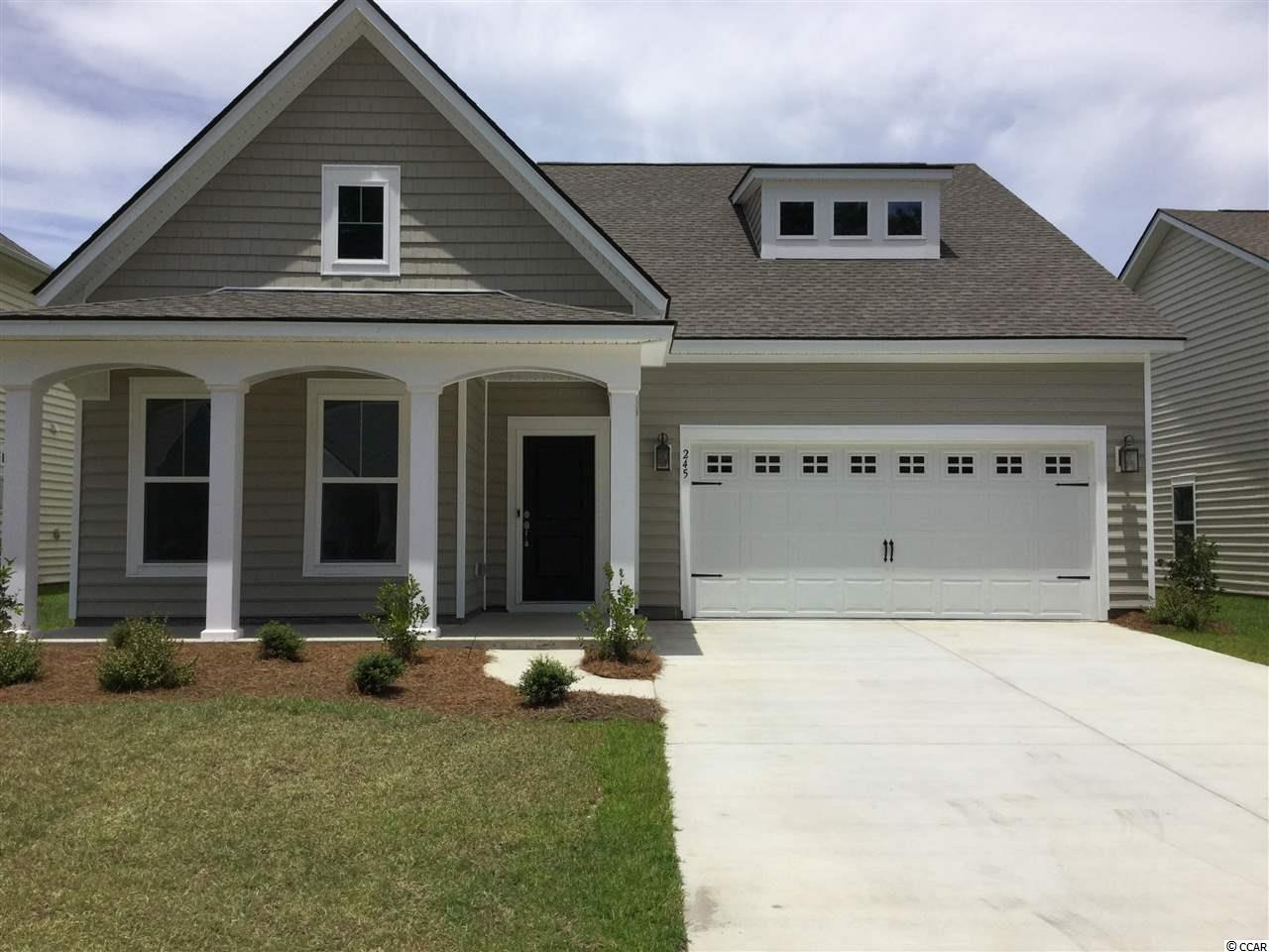 Detached MLS:1805775   245 Harbison Circle Myrtle Beach SC
