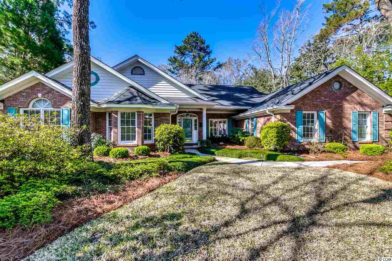 Single Family Home for Sale at 167 Congressional Drive 167 Congressional Drive Pawleys Island, South Carolina 29585 United States