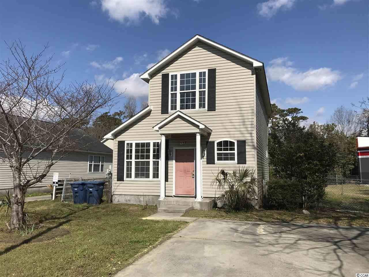 Detached MLS:1805795   513 Alder St. Myrtle Beach SC