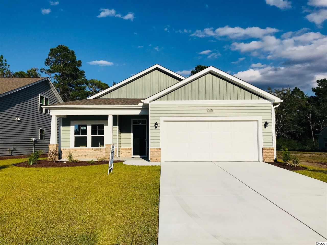 Detached MLS:1805861   5721 Cottonseed Ct. Myrtle Beach SC