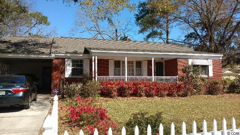 Ranch for Sale at 704 Rosemary Street 704 Rosemary Street Georgetown, South Carolina 29440 United States
