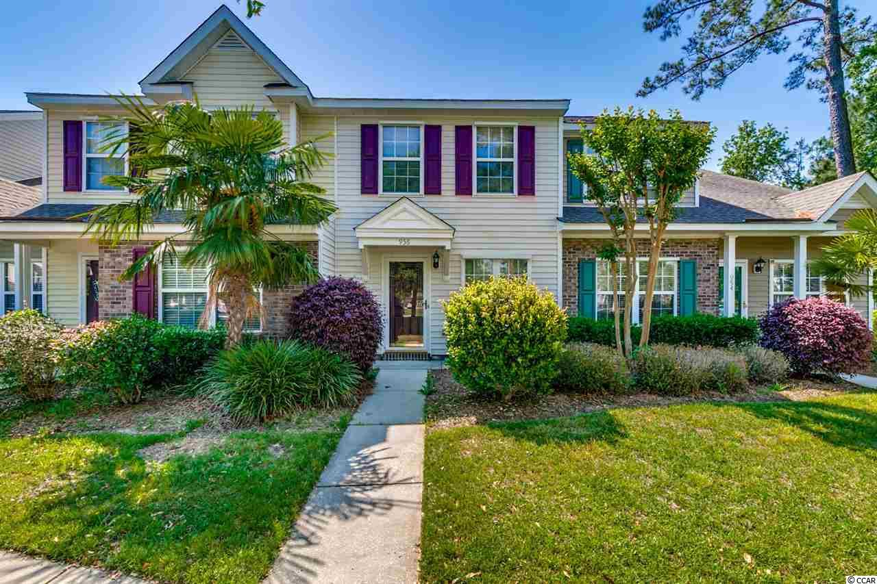 Townhouse MLS:1805903 PARKVIEW SUBDIVISION - 17TH AVE.  956 Palisade Circle Myrtle Beach SC