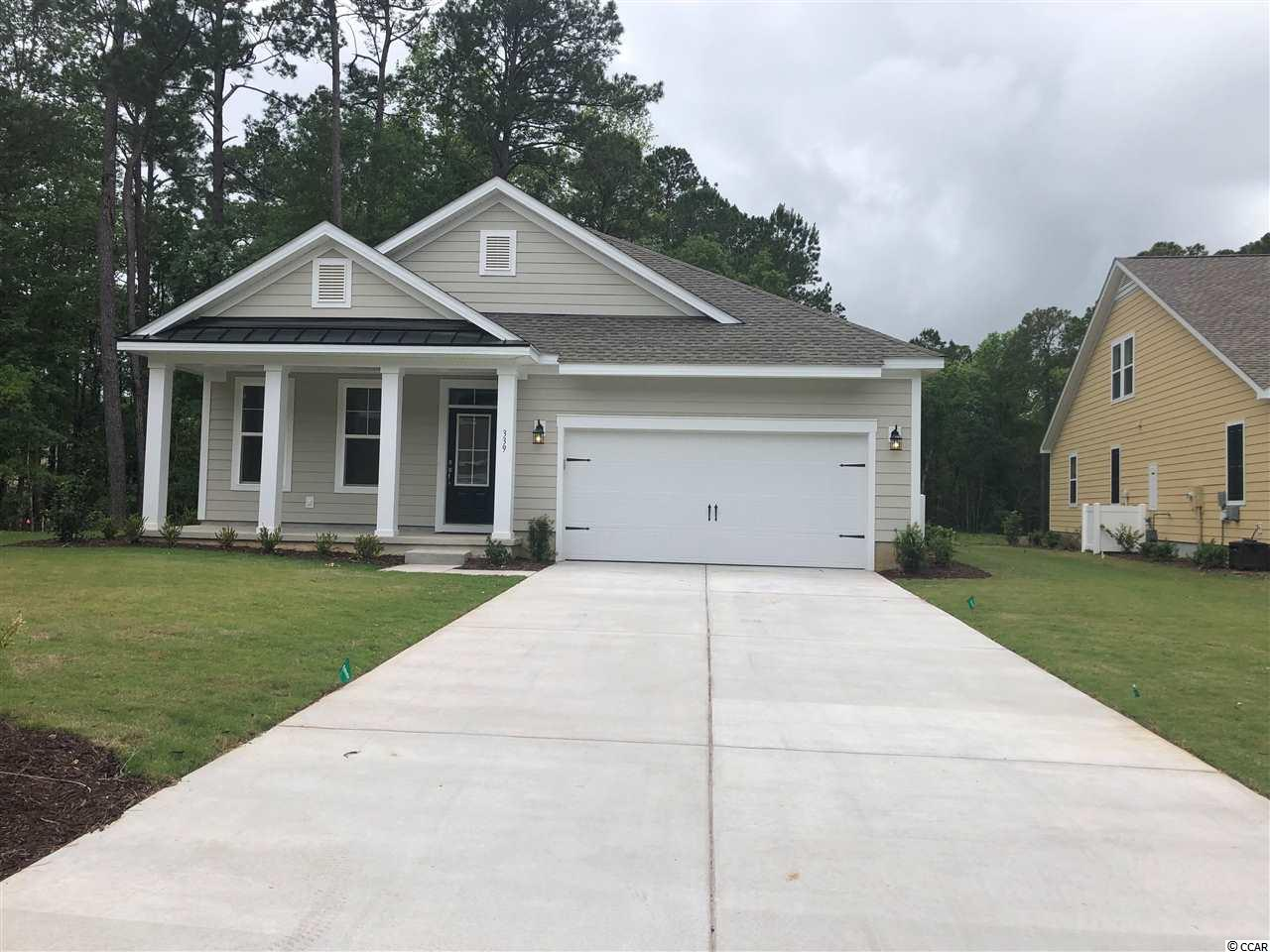 Detached MLS:1805955   339 Scottsdale Ct. Murrells Inlet SC