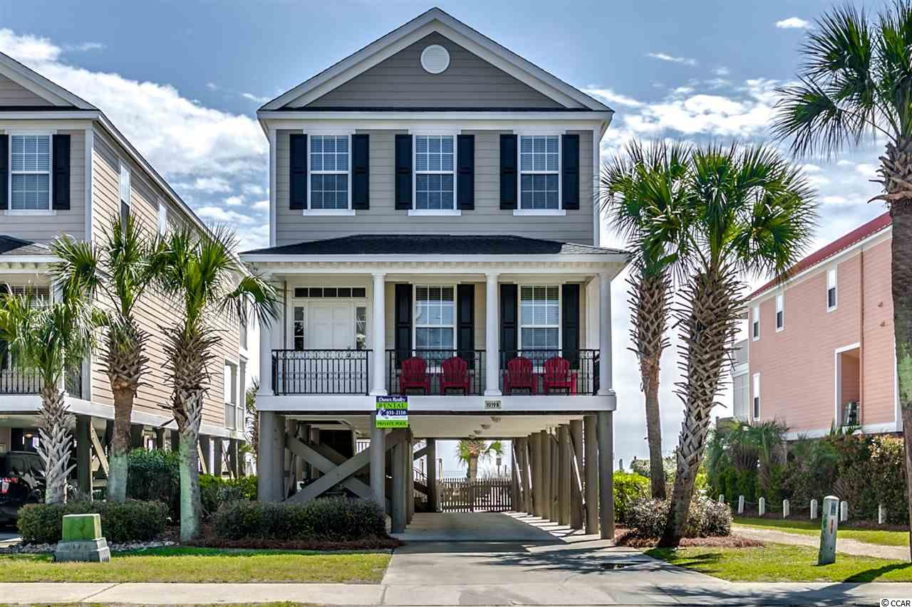 Detached MLS:1806009   1019B S Ocean Blvd Surfside Beach SC