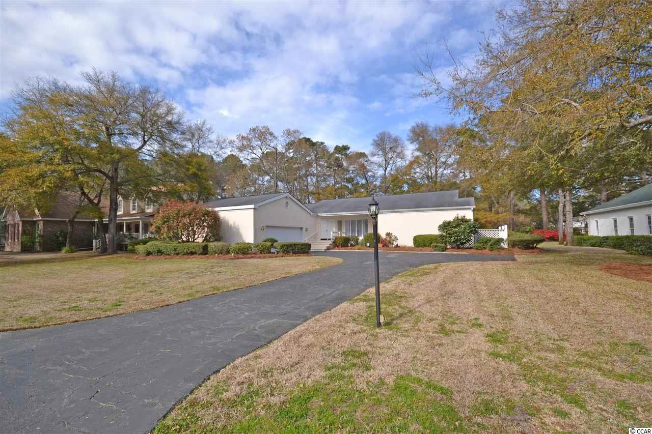 Detached MLS:1806037   334 Country Club Dr. Pawleys Island SC