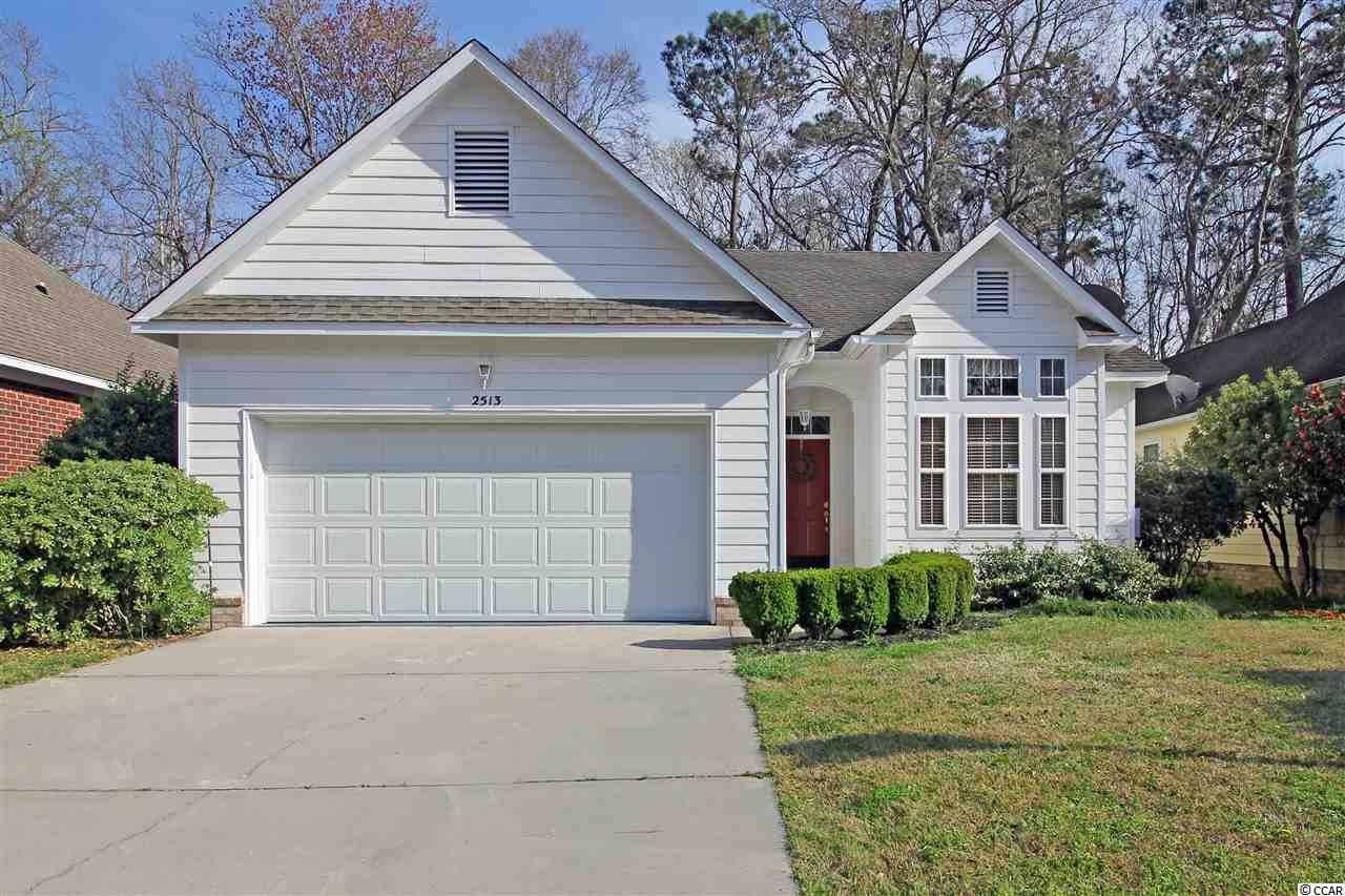 Detached MLS:1806058   2513 Clearwater St. Myrtle Beach SC