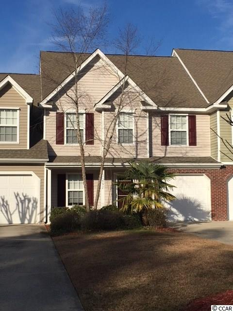 Townhouse MLS:1806066 Riverbend - Enterprise Landing  592 Riverward Dr. Myrtle Beach SC