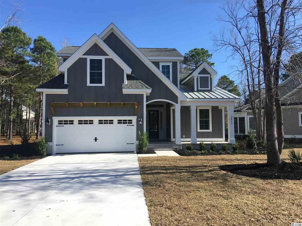 Detached MLS:1806178   Lot 592 Silkgrass Ln. Myrtle Beach SC