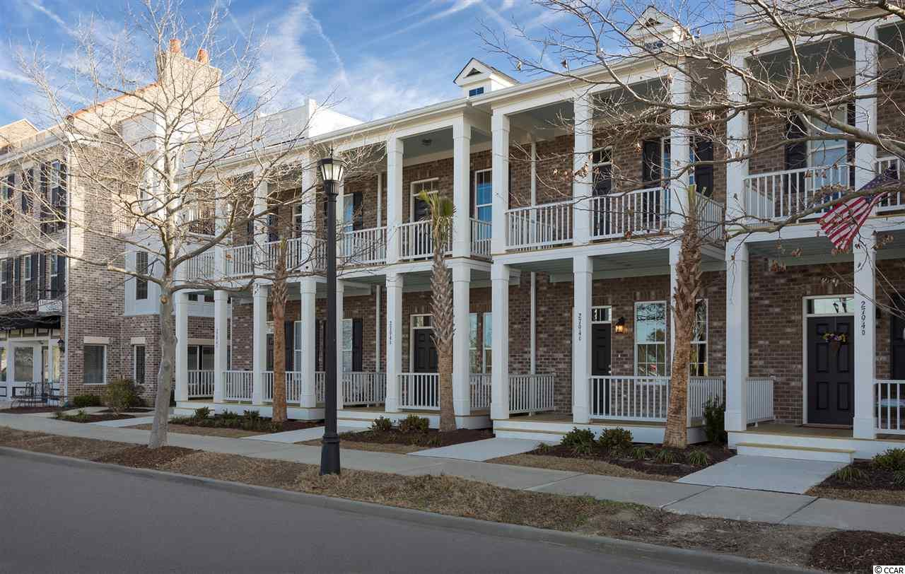 Townhouse MLS:1806208 Market Common, The  730-B Farrow Pkwy. Myrtle Beach SC