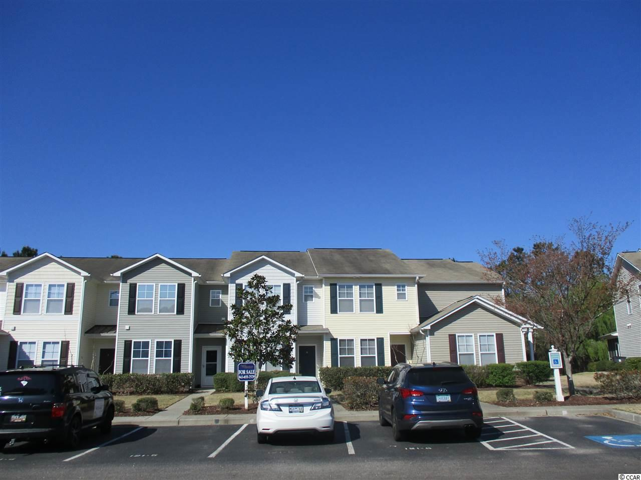 Townhouse MLS:1806223 WELLINGTON - SOCASTEE  121 Olde Towne Way Myrtle Beach SC