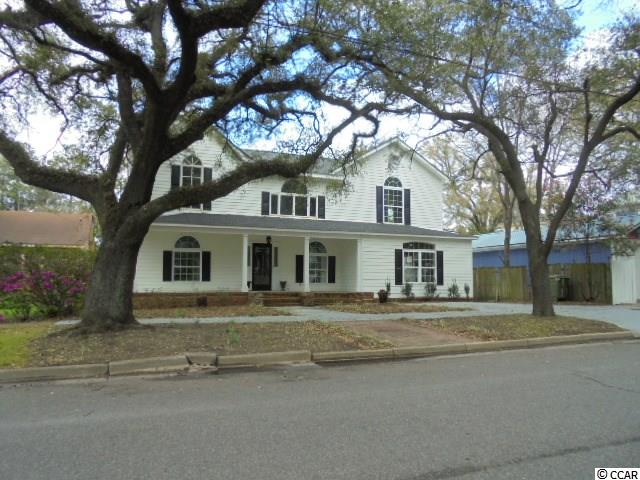 Single Family Home for Sale at 123 Cleland Street 123 Cleland Street Georgetown, South Carolina 29440 United States