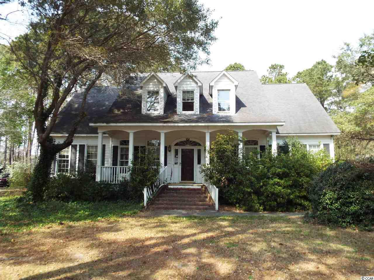 Detached MLS:1806260   105 Riverbirch Ln. Pawleys Island SC