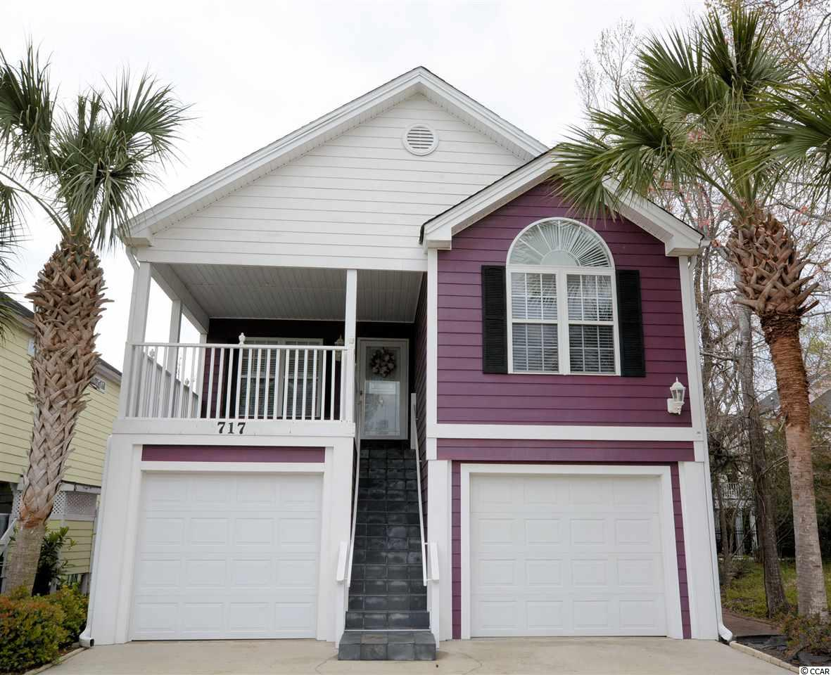 Detached MLS:1806308   717 S 16th Ave. S Surfside Beach SC
