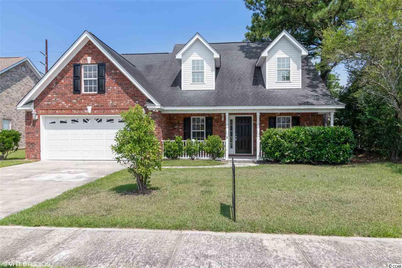 Detached MLS:1806325   308 Fox Catcher Dr. Myrtle Beach SC
