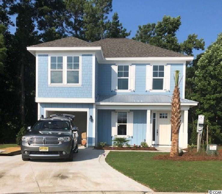 Detached with HPR MLS:1806336   5223 Sea Coral Way North Myrtle Beach SC