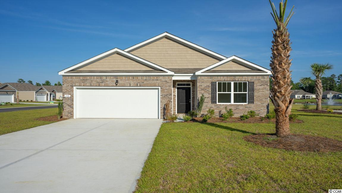 Detached MLS:1806394   132 Harmony Ln. Myrtle Beach SC
