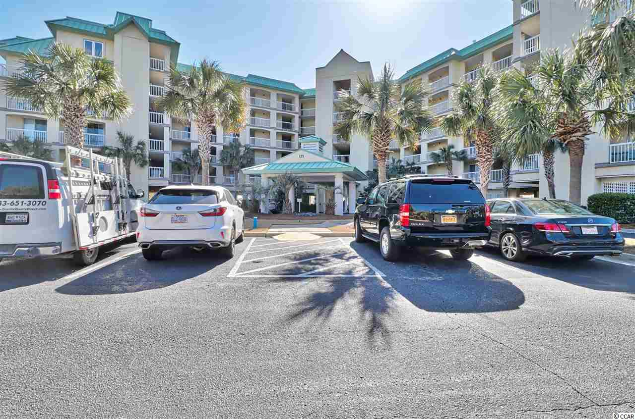 Ocean Front,Ocean View Condo in Cambridge, The : Pawleys Island South Carolina