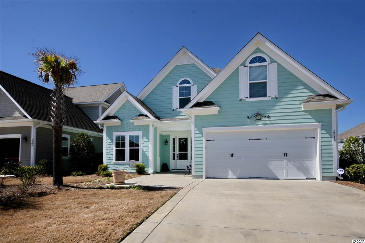 Detached MLS:1806425   2313 Tidewatch Way North Myrtle Beach SC