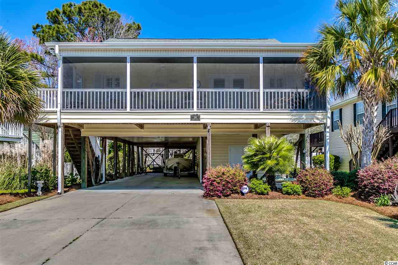 Detached MLS:1806513   358 Marsh Place Garden City Beach SC