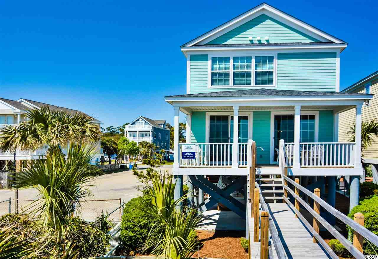 Detached with HPR MLS:1806530   321-B S Ocean Blvd. Surfside Beach SC