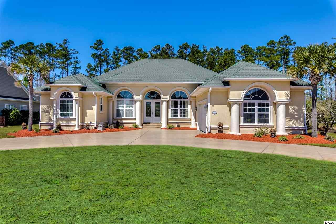 Detached MLS:1806544   4016 Atalaya Place Myrtle Beach SC