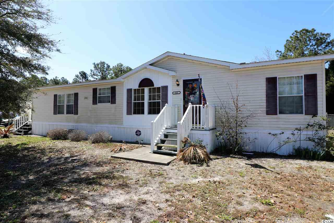Manufactured Leased Land MLS:1806561   360 Southern Pines Drive Myrtle Beach SC