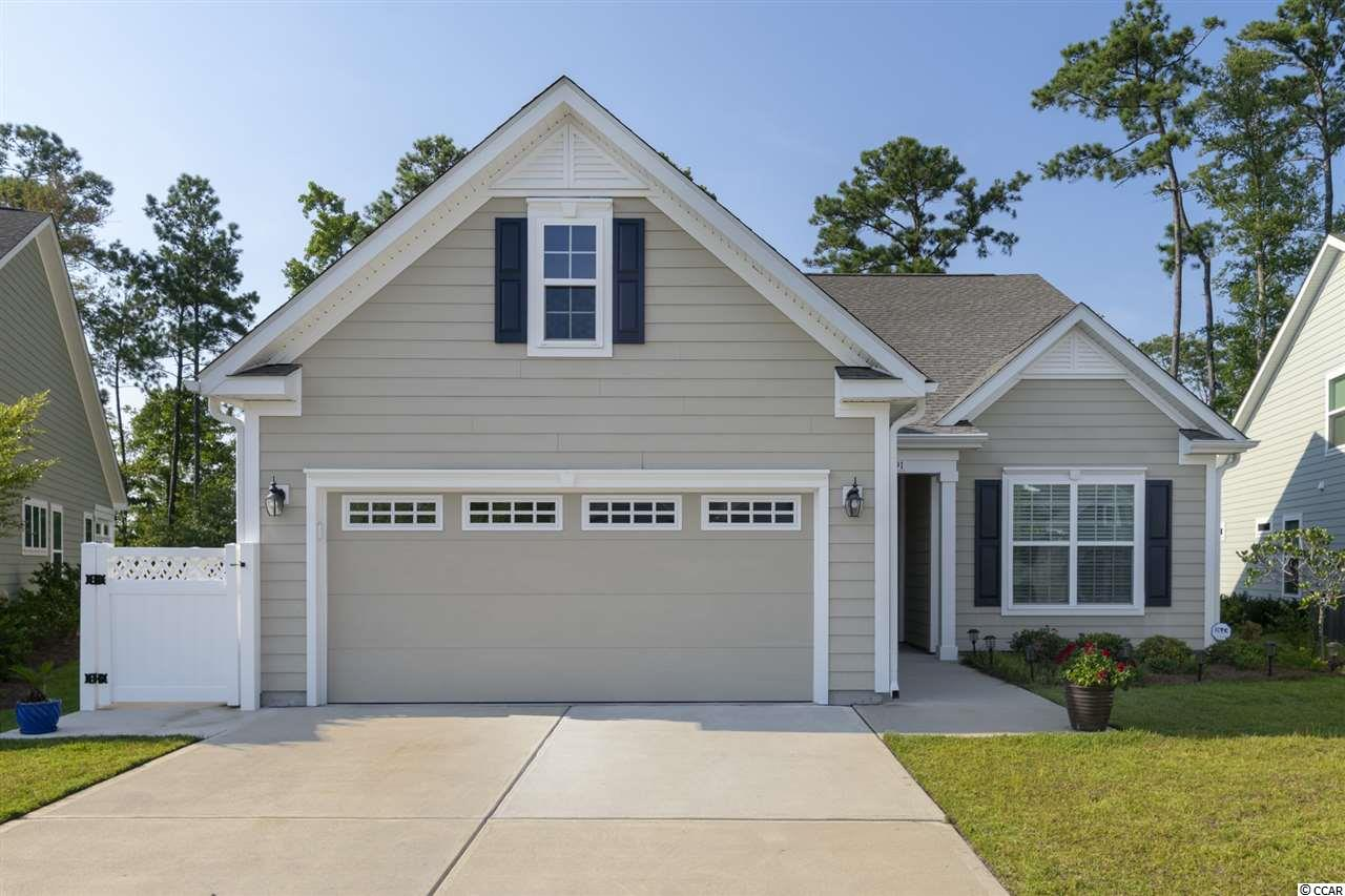 Detached MLS:1806563   2191 Birchwood Circle Myrtle Beach SC