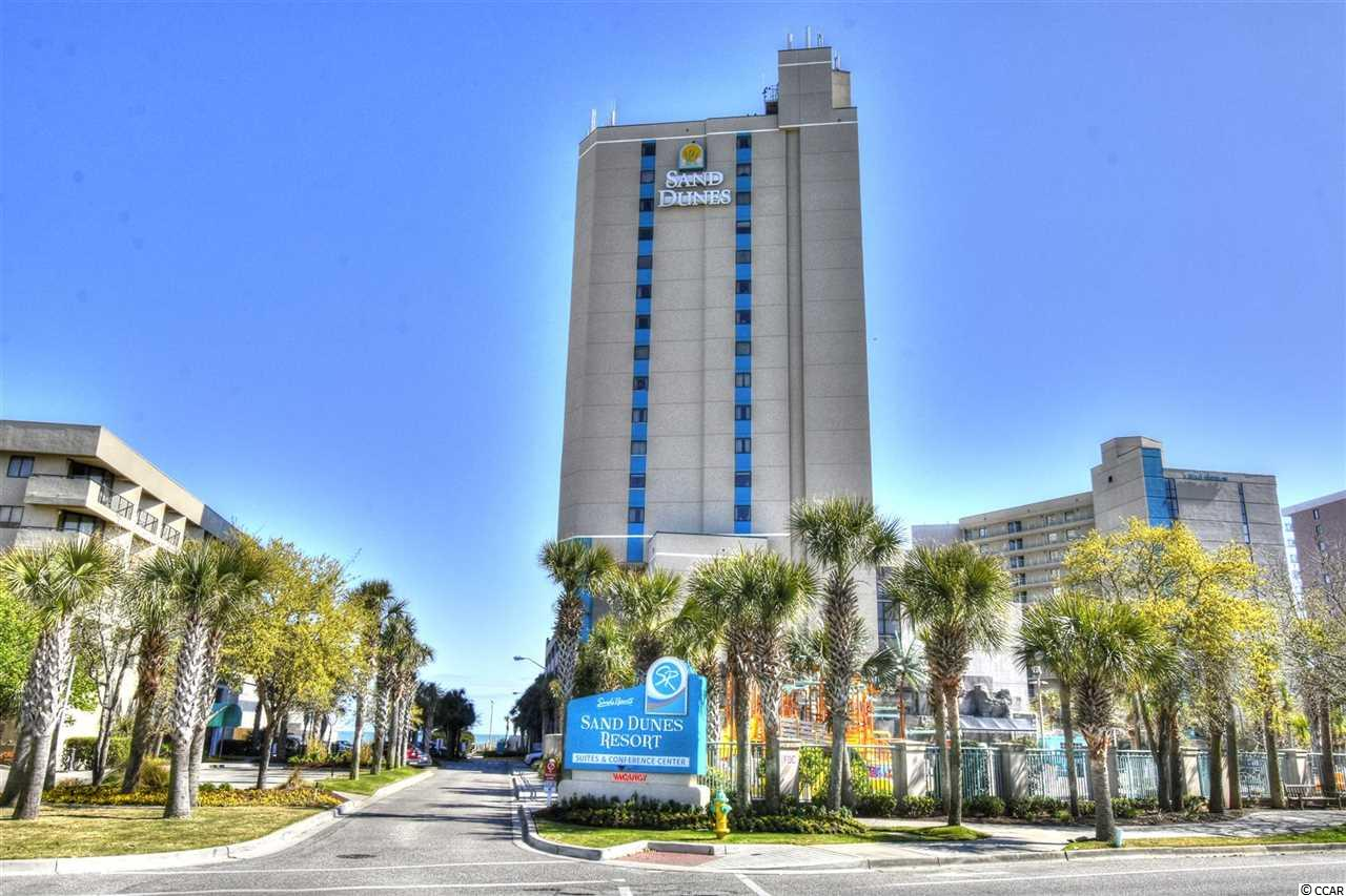 Condo MLS:1806565 SAND DUNES PIII  201 74th Ave. N Myrtle Beach SC