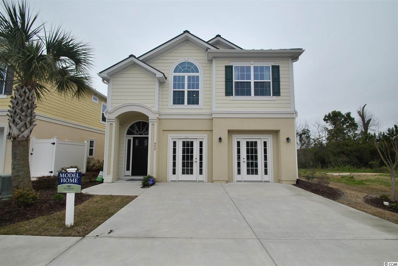 Detached MLS:1806610   443 S 7th Ave. North Myrtle Beach SC