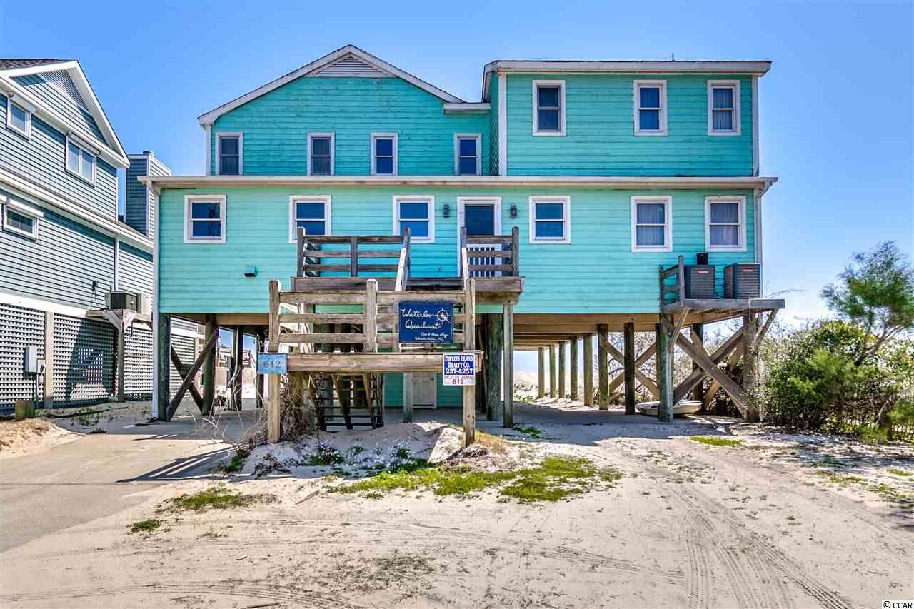 Detached MLS:1806658   612 Springs Avenue Pawleys Island SC