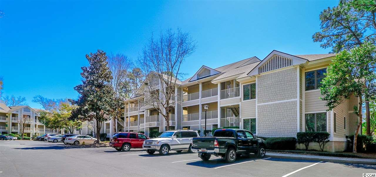 Golf Course View,End Unit Condo in Heron Lake Village : North Myrtle Beach South Carolina