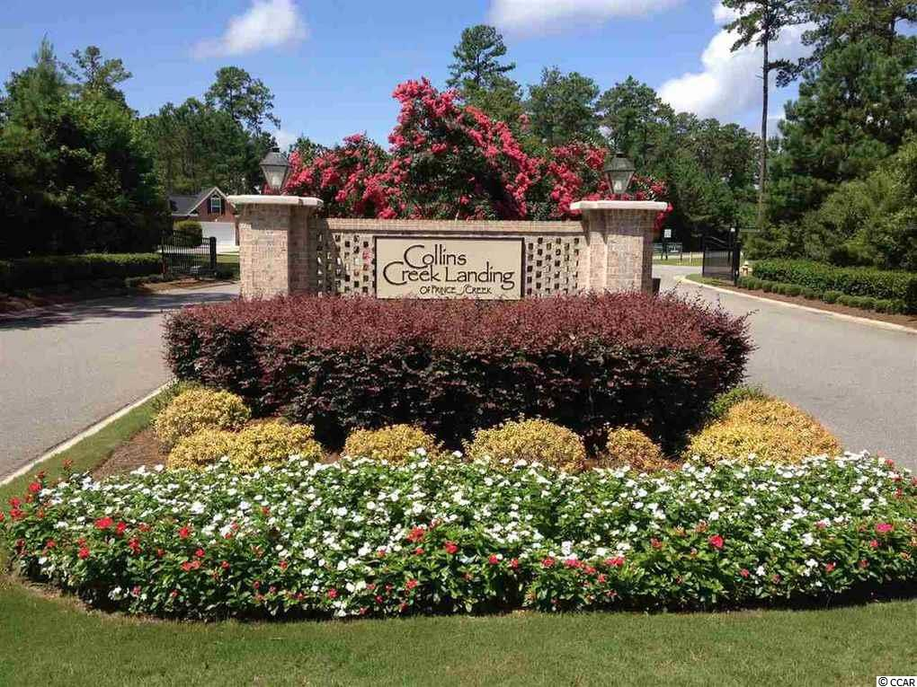 Land for Sale at TBD Woody Point Drive TBD Woody Point Drive Murrells Inlet, South Carolina 29576 United States