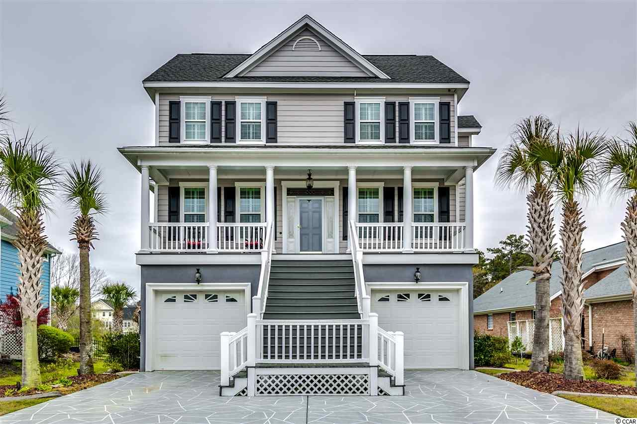 Detached MLS:1806692   327 23rd Ave. S Myrtle Beach SC