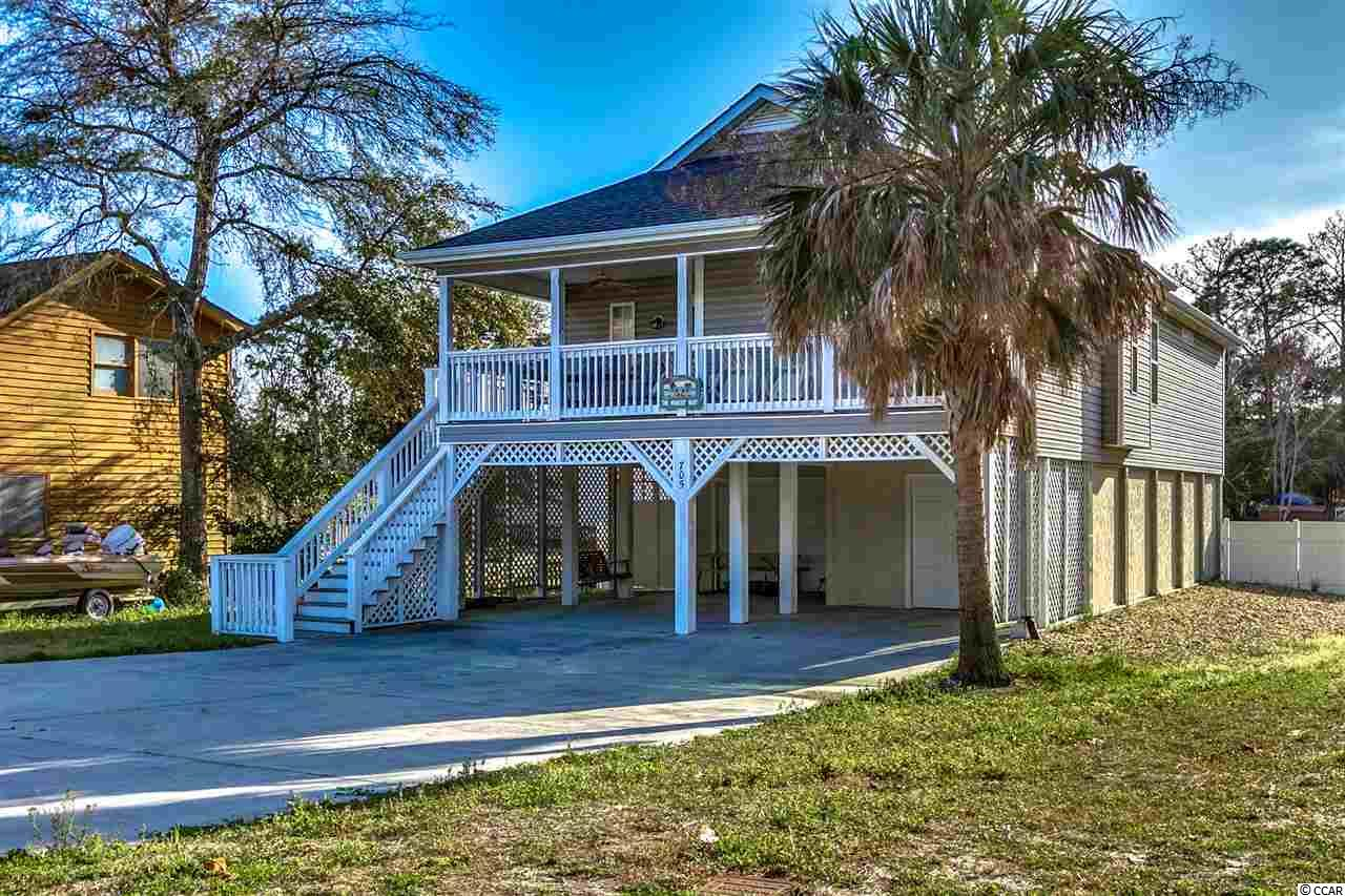 Detached MLS:1806694   705 S 12th Ave. North Myrtle Beach SC