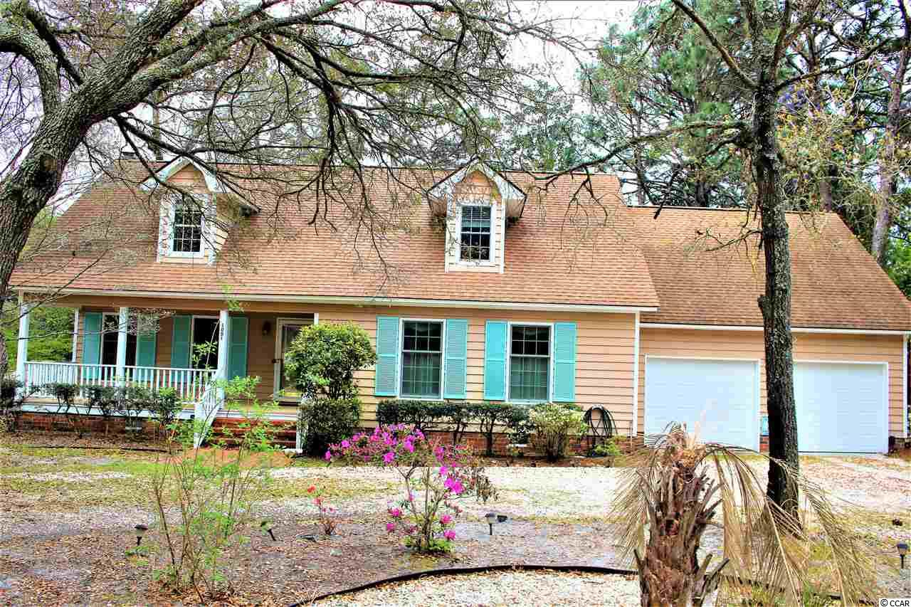 Detached MLS:1806696   1001 Crooked Oak Dr. Pawleys Island SC
