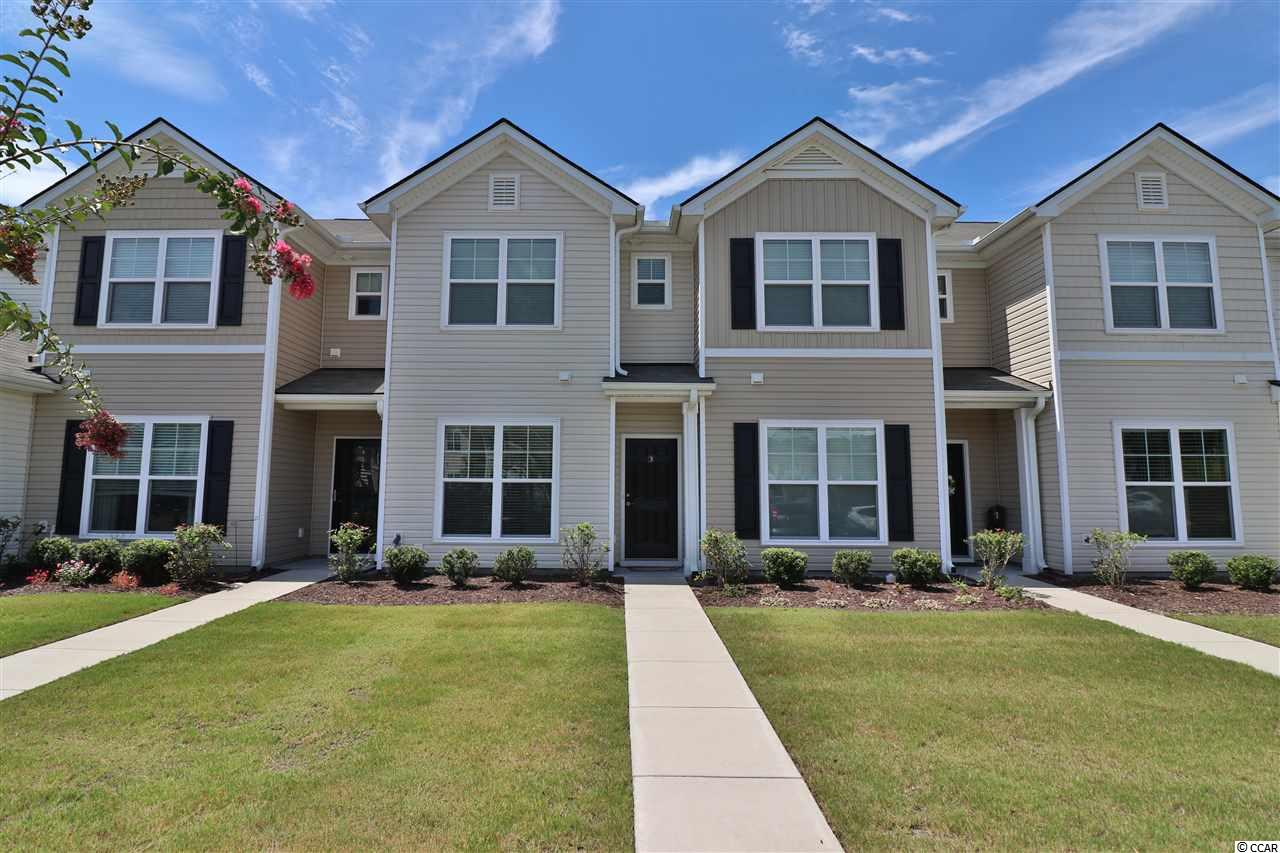 Townhouse MLS:1806699 WELLINGTON - SOCASTEE  173 Olde Towne Way Myrtle Beach SC
