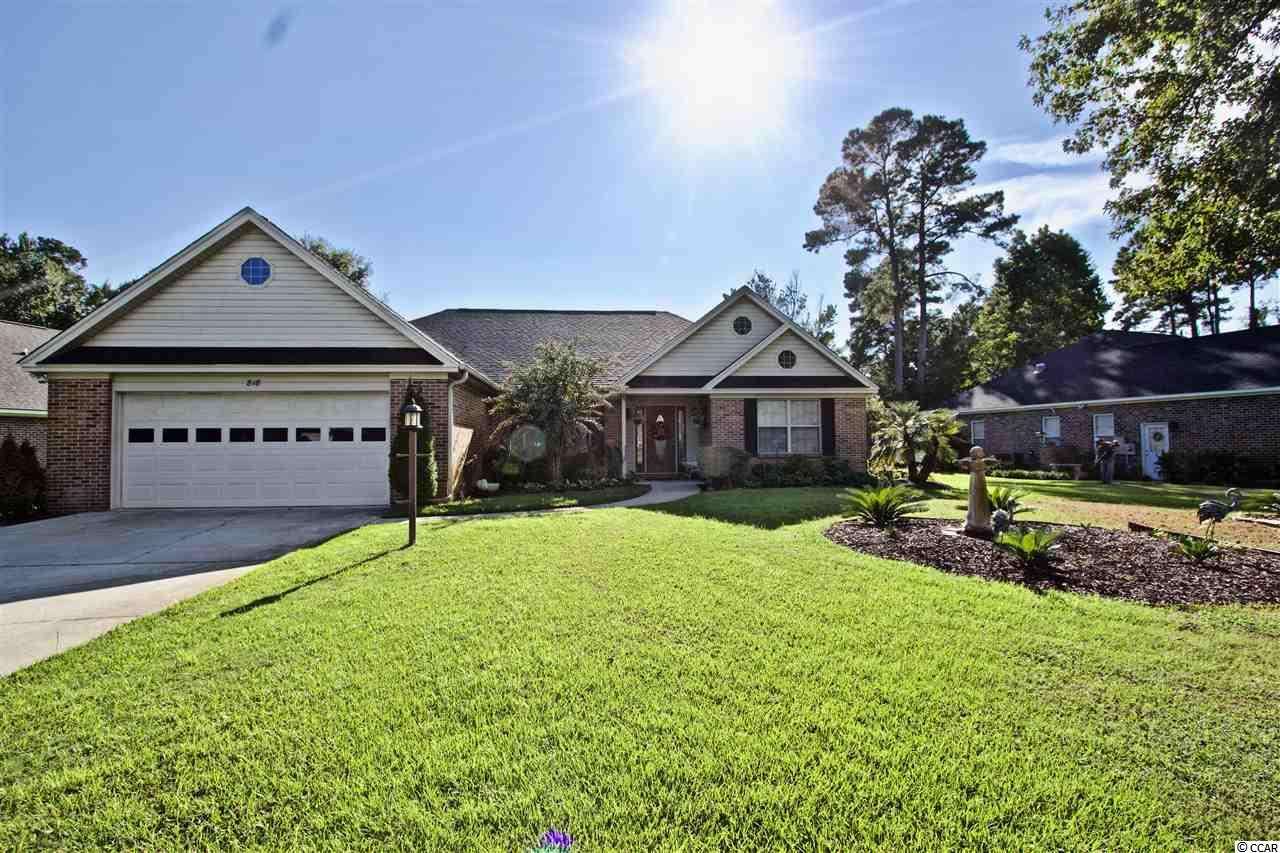 Detached MLS:1806708   818 Fieldgate Circle Pawleys Island SC