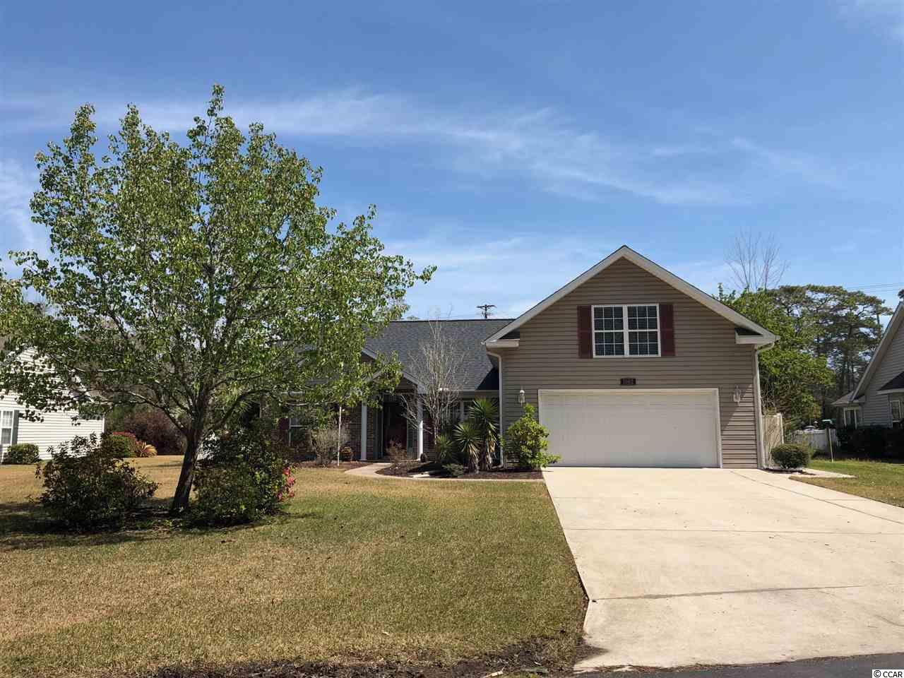Detached MLS:1806739   1003 Vestry Dr. Murrells Inlet SC
