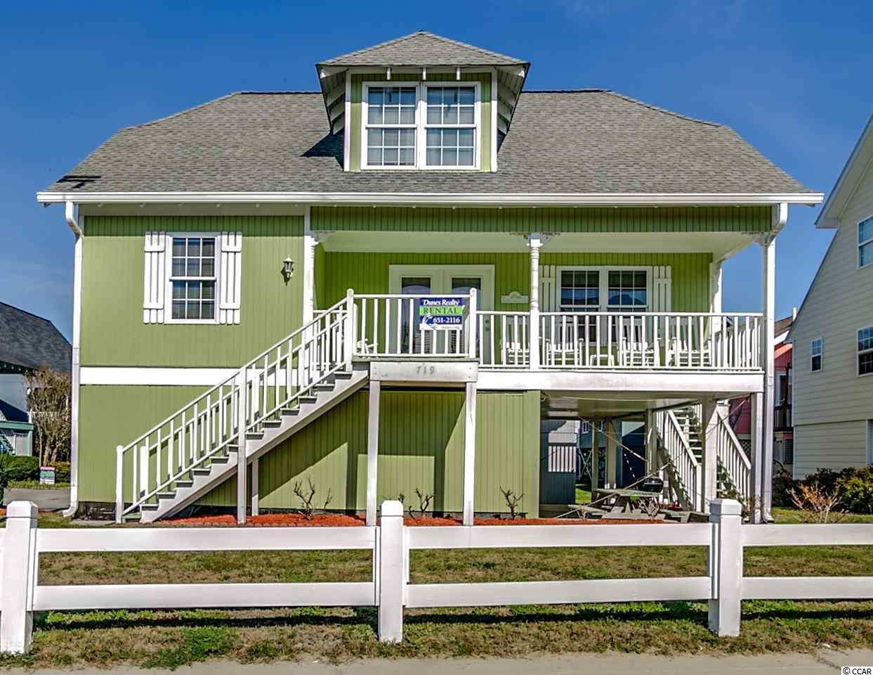 Detached MLS:1806764   719 N Waccamaw Drive Garden City Beach SC