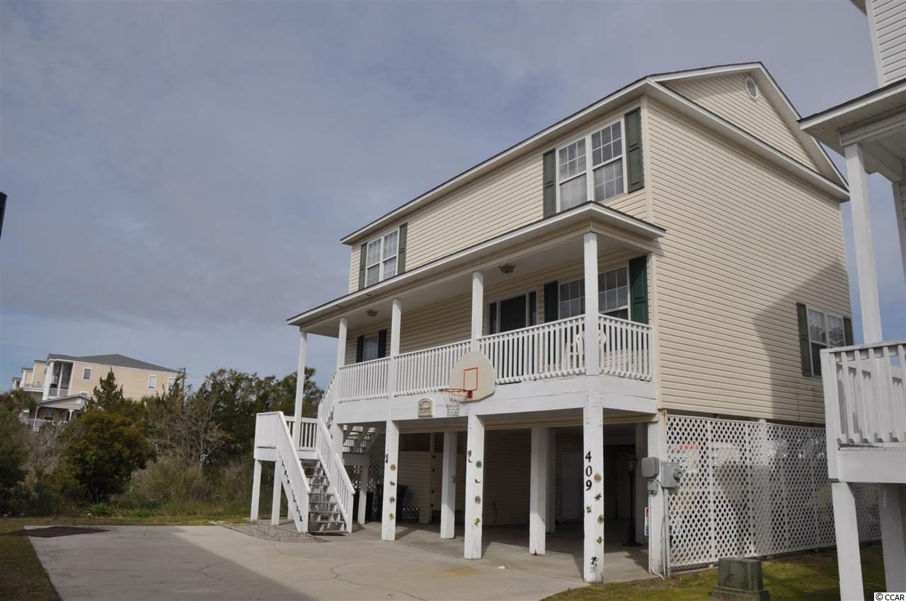 Detached MLS:1806769   409 26th Ave. N North Myrtle Beach SC