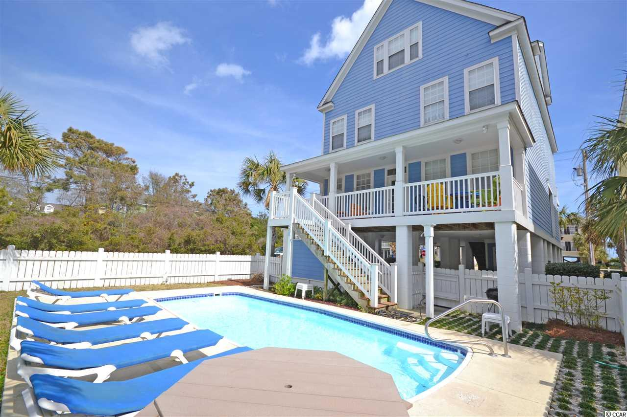 Detached MLS:1806807   614-B North Ocean Blvd. Surfside Beach SC