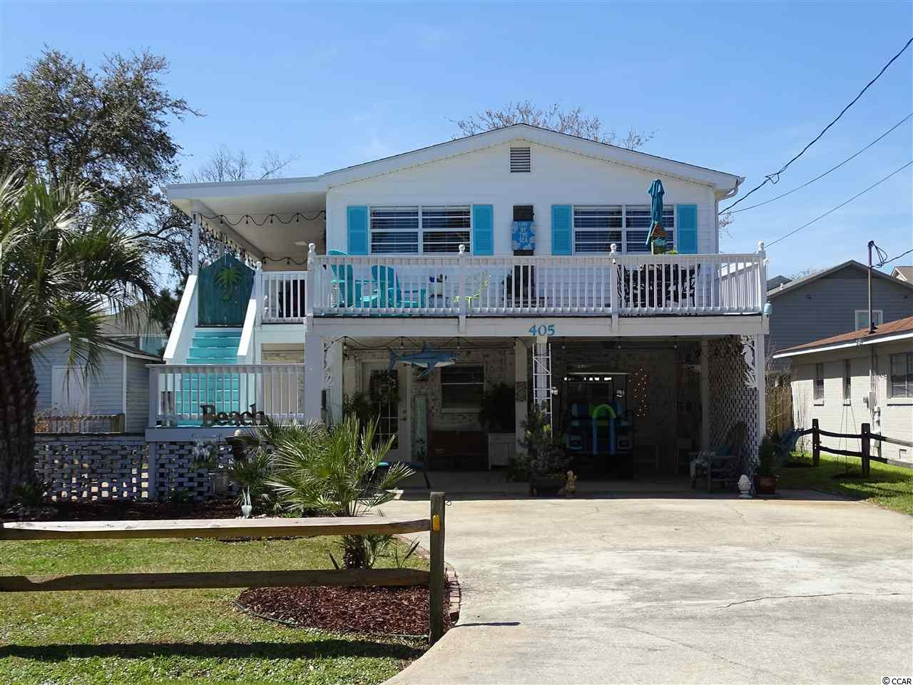 Detached MLS:1806834   405 21st Ave. N North Myrtle Beach SC