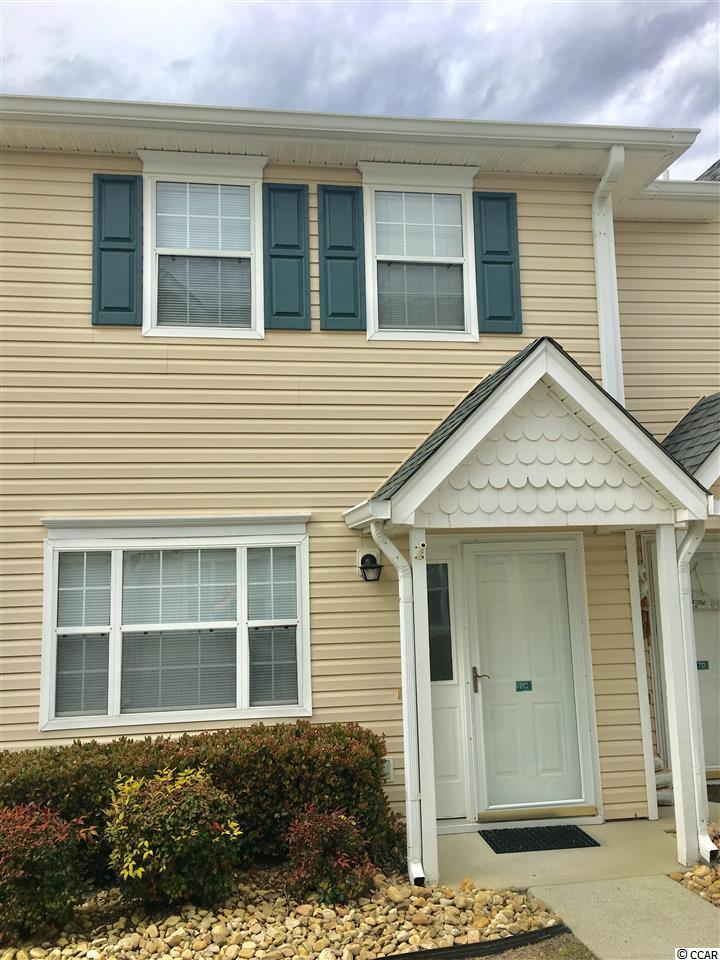 Townhouse MLS:1806835 SEA GARDEN  614 S 3rd Ave. Unit 7-C North Myrtle Beach SC