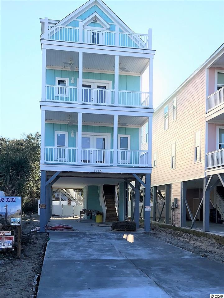 Detached MLS:1806847   117-A 16th Ave. N Surfside Beach SC