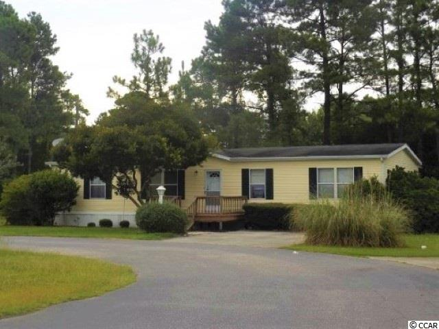 Manufactured Leased Land MLS:1806865   922 Old Magnolia Drive Conway SC
