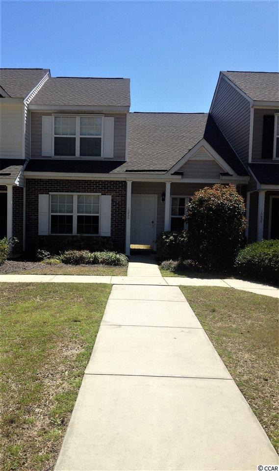 Townhouse MLS:1806884 PARKVIEW SUBDIVISION - 17TH AVE.  1056 Penny Ln. Myrtle Beach SC